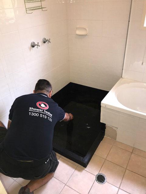 Shower Waterproofing Gold Coast